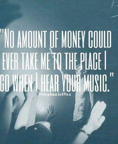 No amount of money...  ❤