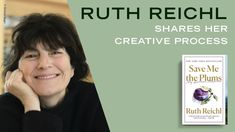 Ruth Reichl, author of the memoir SAVE ME THE PLUMS, discusses her creative process and writing about her years as editor-in-chief of Gourmet. Join us for mo. Learn From Your Mistakes, Random House, Writing Process, Book Lists, Memoirs, Authors, Editor, Creative, Insight