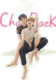 ─ chanbaek ; bless me.
