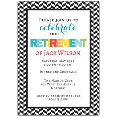 Retirement party invitations Retirement Party Invitation Wording, Reception Invitation Wording, Retirement Party Cakes,