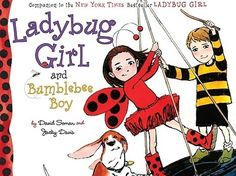13. Ladybug Girl | 21 Children's Book Characters Born To Be Halloween Costumes