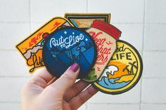 It would be nice to have all your best friends in one place, all your favorite shops in the same mall, and all the adventure travel spots in the driving distance. None of this is something I can do, but I thought it would be neat to have a patch bundle that can put a smile on your face and brighten up your everyday carry. This 5-patch variety pack is a perfect starter set to get you hooked on patches. You save 15% when buying a bundle instead of 5 separate patches. 5 Patches Included: Life…