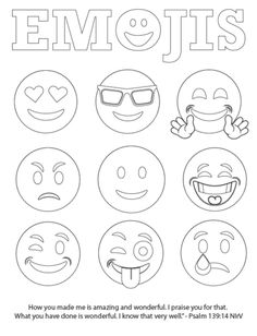 Free Printable Smiley Face Coloring Pages For Kids