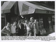 Beat Memories - Photographs by Allen Ginsberg   LensCulture