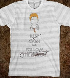I need this shirt asap! I agree with your Ron! haha