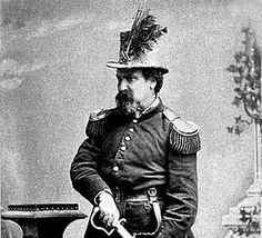 """EMPEROR NORTON I of SF British born Norton spent his early life in South Africa, emigrating to SF in '49 with 40K. He was a successful businessman but lost everything.  He left & returned later, crazy as hell, claiming to be the Emperor of the US. He had no real power but was treated like royalty Money issued in his name was honored in places he frequented. Though certifiable, people of SF celebrated his him & his proclamations including his """"order"""" that the US Congress be dissolved by…"""