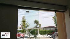 ติดตั้งประตูอัตโนมัติ Automatic door HPK