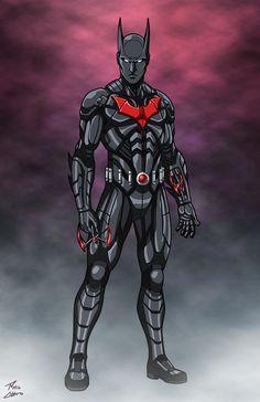 Batman Beyond (Terry McGinnis) by phil-cho on DeviantArt