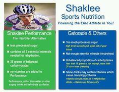 Shaklee the best