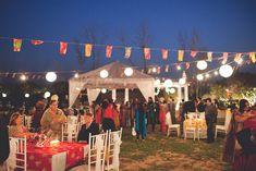 Flashback Friday: This Photographers Boho Wedding in Chandigarh Boho Wedding, Wedding Blog, Wedding Day, Mehndi Decor, Mehendi, Wedding Stage Decorations, Decor Wedding, Big Fat Indian Wedding, Entrance Decor
