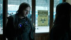 """12 Monkeys """"The Beginning: Part Aaron Stanford, 12 Monkeys, Daydream, Old And New, Otp, Favorite Things, Fictional Characters, Rompers, Fantasy Characters"""