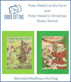 {Product Review} Kinder Cottage Publishing and Peter Rabbit Books #homeschool #BookReview #PeterRabbit