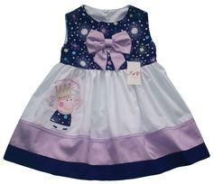 Vestidos Niña Marca Iancarol - Bs. 3.800,00 en MercadoLibre