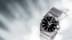 OMEGA Watches: Constellation Collection for Gents