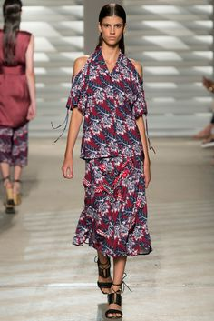 Spring 2015 Trend Report - Thakoon
