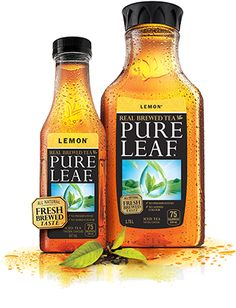 Glimpse: Add a Little Pure Leaf to your Holiday Meal! ~ GIVEAWAY! ($50)
