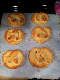Homemade Pretzel Bread Sticks