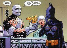 Cassandra Cain, this is too cute Batwoman, Nightwing, Batgirl, Tim Drake, Cassandra Cain, Female Robin, Comics Story, Black Bat, Batman Beyond