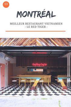 Le meilleur restaurant vietnamien à Montréal - Le Red Tiger! #mtlmoments #montreal #mtl