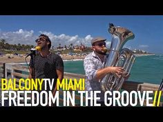FREEDOM IN THE GROOVE · Platinum recording artist reinventing himself · Videos · BalconyTV