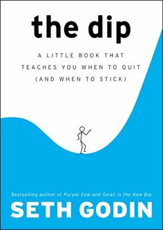When to quit and when to stick it out.
