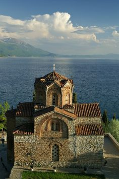 Ohrid, Macedonia - we are planning the husband's bar trip here