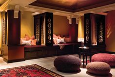 Miraj Hammam Spa by Caudalie Paris, Shangri-La Hotel Toronto Canada Shangri La Hotel, Lobby Lounge, Skin Care Spa, Relaxation Room, Meditation Rooms, Best Spa, Treatment Rooms, Hotel Spa, Spas