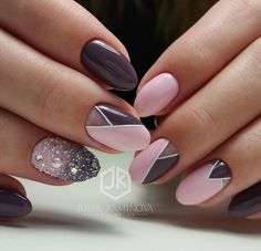 Beautiful nail art designs that are just too cute to resist. It's time to try out something new with your nail art. Hot Nails, Pink Nails, Swag Nails, Hair And Nails, Popular Nail Designs, Short Nail Designs, Nail Art Designs, Nails Design, Design Design