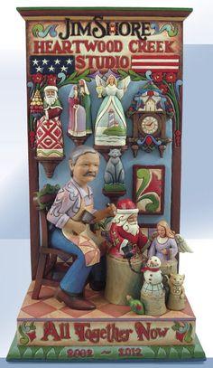 10th Anniversary Commemorative Limited Edition Figurine