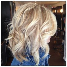 Blonde Hair With Lowlights Images