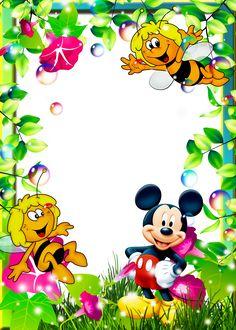 Fondos de pantalla Marco De Mickey Mouse Marcos Y Bordes Infantiles Imagui 1143x1600    # 2015989 #marco de mickey mouse