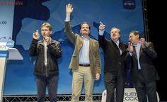Un eurodiputado del PP llama «hijos de puta» a los que pitaron el himno en la final de la Copa del Rey