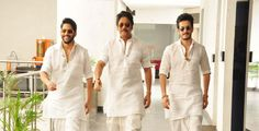 "Akkineni Naga Chaitanya in Lungi Avatar In Premam Movie | Latest Tollywood News Actor Naga Chaitanya is busy in the shoot of his forthcoming movie remake of Malayalam hit ""Premam"" which is being directed by Chandu Mondeti. Malayalam film Premam was one of the all time biggest hits. Its lead actor Nivin Pauly sported lungi, which..."