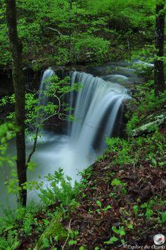 Amber Falls Ozark National Forest, Waterfalls, Wilderness, Amber, Bucket, Life, Outdoor, Outdoors, Outdoor Games