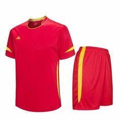 bfd3adfa6de Youth Kids Soccer Jerseys Set Men s 2018 Survetement Football Kits Boys  Child Futbol Training Sport Suit