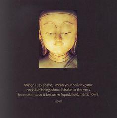Kundalini-Osho Active Meditation, words, shake, dance, free yourself