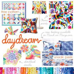 Daydream by Kate Spain for Moda Fabrics