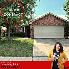 Another one under contract this week. Let me help you with all of your real estate needs today. Lauren Cook, Lauren Taylor, Another One, Real Estate, Outdoor Decor, Blog, Instagram, Real Estates, Blogging