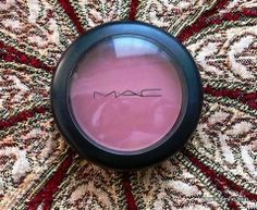 MAC Matte Blush Mocha Review