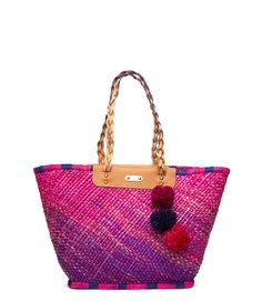 Rafe - straw bag, inspired by woven 'banig' from the Philippines