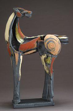 Iron & Rutile Tribute, Looking Back: Jeri Hollister: Ceramic Sculpture | Artful Home