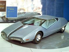 1970 concept car from Nissan, the 126X