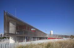 Firehouse of Palma de Mallorca / Jordi Herrero Arquitecto