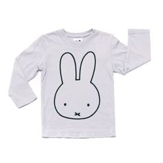 Miffy Graphic Long Sleeve T-Shirt