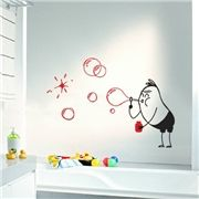 Bring the bubbles spirit to your home design with a bubbles Wally decorative wall decal bubbles. The wall sticker feature Wally blowing bubbles on your wall Removable Wall Stickers, Vinyl Wall Stickers, Wall Decals, Kids Room Murals, Murals For Kids, Baby Decor, Kids Decor, Home Decor, Cartoon Wall