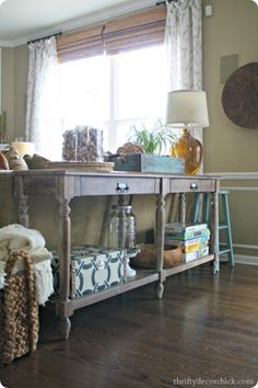 find this pin and more on behind the sofa ideas - Sofa Table Decor