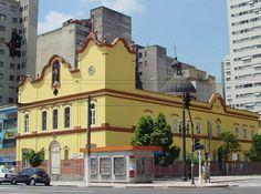 Igreja de São Gonçalo - Praça João Mendes - São Paulo - SP