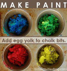 Paint Recipe for Kids - Kids Activities Blog