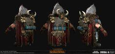 ArtStation - Total War Warhammer - Grombrindal the White Dwarf, Tom Parker