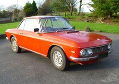 Lancia Fulvia - 1969
